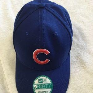New Era Chicago Cubs Men's Adjustable Hat NWT